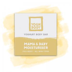 MAMA & BABY CALENDULA SOLID BODY MOISTURISER