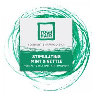 STIMULATING MINT & NETTLE SHAMPOO BAR