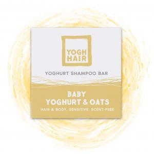 BABY YOGHURT & OATS SHAMPOO BAR