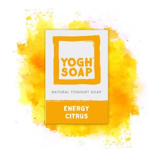 ENERGY - CITRUS NATURAL SOAP BAR