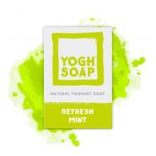 REFRESH - MINT NATURAL SOAP BAR