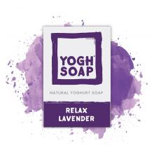 RELAX - LAVENDER NATURAL SOAP BAR